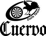 beecomさんの「Darts Team 『Cuervo』」のロゴ作成への提案