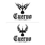 Sproutさんの「Darts Team 『Cuervo』」のロゴ作成への提案