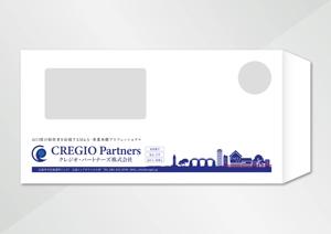 nee3nee3さんの山口県内企業経営者向けDM封筒のデザインと制作への提案