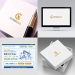 自社サービス【COQAQUL】のロゴ制作への提案