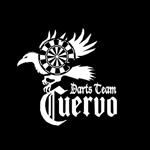 awn_estudioさんの「Darts Team 『Cuervo』」のロゴ作成への提案