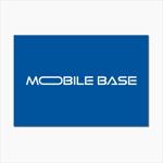 自社制作の機械名称「Mobile Base」のロゴデザインへの提案