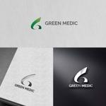 zeross_designさんのゴルフ場業界向けコンサルティング会社「グリーンメディック株式会社」のロゴへの提案