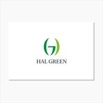 北海道の農業商社㈱HAL GREENのロゴへの提案