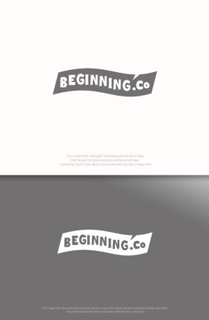 mahou-photさんの新規設立会社のロゴ作成の依頼への提案