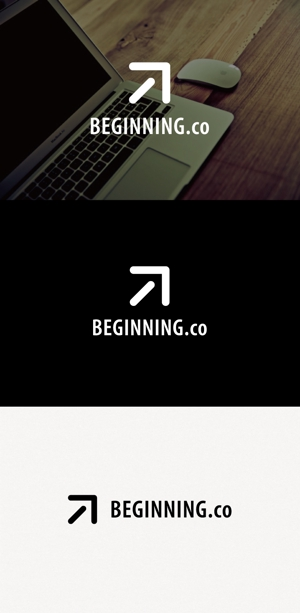 tanaka10さんの新規設立会社のロゴ作成の依頼への提案