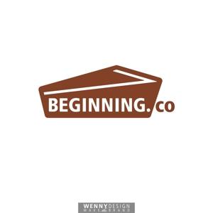 WENNYDESIGN_TATSUYAさんの新規設立会社のロゴ作成の依頼への提案