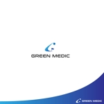 red3841さんのゴルフ場業界向けコンサルティング会社「グリーンメディック株式会社」のロゴへの提案