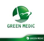 hiko-kzさんのゴルフ場業界向けコンサルティング会社「グリーンメディック株式会社」のロゴへの提案