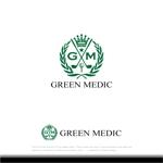 drkigawaさんのゴルフ場業界向けコンサルティング会社「グリーンメディック株式会社」のロゴへの提案