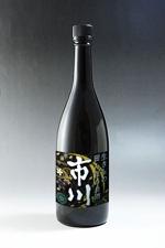 原料、生産者に特化した、農薬不使用のコシヒカリで醸す最高級の日本酒ラベルへの提案