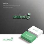 doremidesignさんのゴルフ場業界向けコンサルティング会社「グリーンメディック株式会社」のロゴへの提案