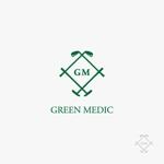 skyktmさんのゴルフ場業界向けコンサルティング会社「グリーンメディック株式会社」のロゴへの提案