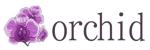 不動産管理会社「orchid」のロゴへの提案
