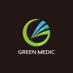 utamaruさんのゴルフ場業界向けコンサルティング会社「グリーンメディック株式会社」のロゴへの提案