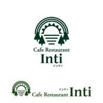 Cafe Restaurant   インティ -Inti- のロゴとマークへの提案