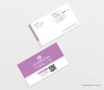 smr_1234さんの婚活事業新会社設立にあたっての名刺デザインへの提案