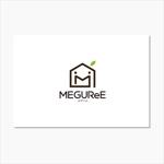 不動産会社「MEGUReE」のロゴへの提案
