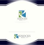 NJONESさんの企業ロゴ「株式会社ノックス」のロゴへの提案