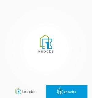 Cobalt_B1ueさんの企業ロゴ「株式会社ノックス」のロゴへの提案