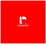 apple_pmcさんのスタートアップ企業「Noborder」の自社コーポレートロゴ作成への提案