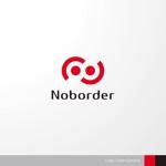 sa_akutsuさんのスタートアップ企業「Noborder」の自社コーポレートロゴ作成への提案