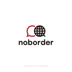 siftさんのスタートアップ企業「Noborder」の自社コーポレートロゴ作成への提案