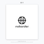 plus_colorさんのスタートアップ企業「Noborder」の自社コーポレートロゴ作成への提案