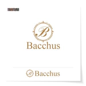 T-muraさんの「Bacchus株式会社」のロゴデザインをお願いします。への提案