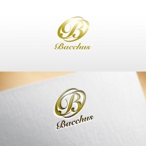 REVELAさんの「Bacchus株式会社」のロゴデザインをお願いします。への提案