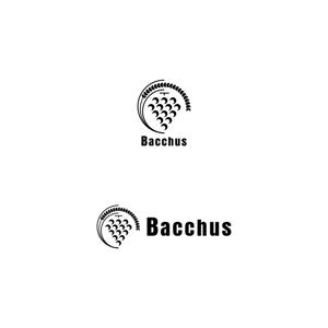 Yolozuさんの「Bacchus株式会社」のロゴデザインをお願いします。への提案