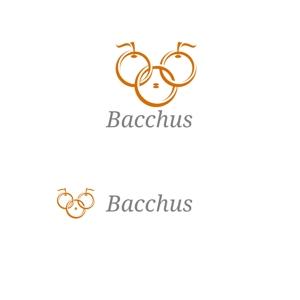 mira_002さんの「Bacchus株式会社」のロゴデザインをお願いします。への提案
