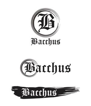 toriiyasushiさんの「Bacchus株式会社」のロゴデザインをお願いします。への提案