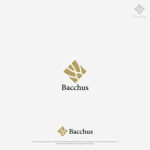 Karma_228さんの「Bacchus株式会社」のロゴデザインをお願いします。への提案