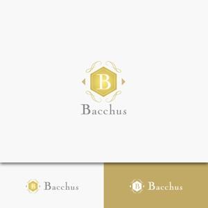 cc110さんの「Bacchus株式会社」のロゴデザインをお願いします。への提案
