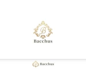 tyapaさんの「Bacchus株式会社」のロゴデザインをお願いします。への提案