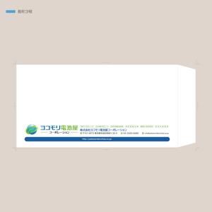 ichimaruyonさんのA4 封筒 デザイン作成への提案