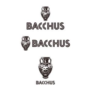 ronsunnさんの「Bacchus株式会社」のロゴデザインをお願いします。への提案
