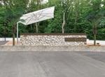 coniferさんの会社の庭のオブジェのデザインへの提案