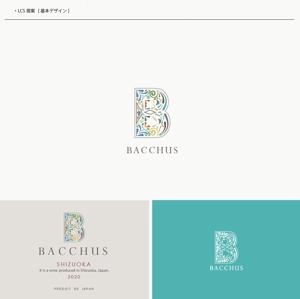 blue510さんの「Bacchus株式会社」のロゴデザインをお願いします。への提案