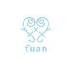 asuoasuoさんの美容整体サロン「fuan」のロゴへの提案