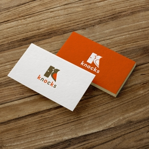 murata_sさんの企業ロゴ「株式会社ノックス」のロゴへの提案