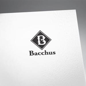 fujiseyooさんの「Bacchus株式会社」のロゴデザインをお願いします。への提案