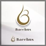 rise0123さんの「Bacchus株式会社」のロゴデザインをお願いします。への提案
