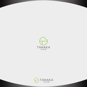 Nakamura__さんの米穀店のロゴ作成への提案