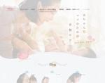 umi_teamdesignさんの【ママさん向けの鍼灸接骨院サイト】リニューアルにつきTOPデザイン募集【写真・ワイヤーフレームあり】への提案