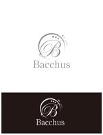 yamamoto19761029さんの「Bacchus株式会社」のロゴデザインをお願いします。への提案