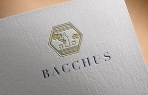 deushodrawsさんの「Bacchus株式会社」のロゴデザインをお願いします。への提案