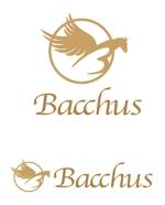 dd51さんの「Bacchus株式会社」のロゴデザインをお願いします。への提案