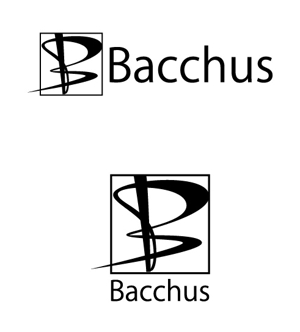 Kawaken_designさんの「Bacchus株式会社」のロゴデザインをお願いします。への提案
